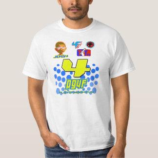 PlayGaming4Fun MLGジャージー(Joshの版) Tシャツ