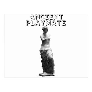 Playmate of the ancient はがき