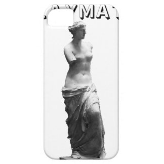 Playmate of the ancient iPhone 5 Case-Mate ケース