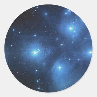 Pleiades ラウンドシール