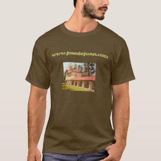 Pleinの空気Tシャツ。 ホセdeファン Tシャツ