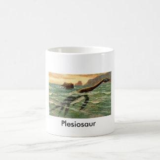 Plesiosaurのマグ コーヒーマグカップ