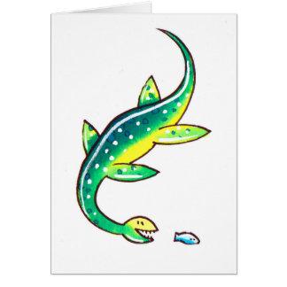 Plesiosaur カード
