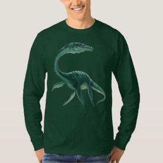 Plesiosaurusの長袖のTシャツ Tシャツ