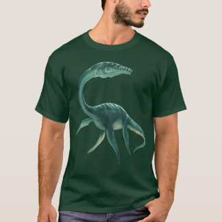 PlesiosaurusのTシャツ Tシャツ