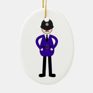 Plod Policeman氏 セラミックオーナメント