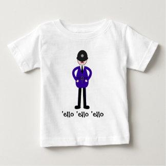 Plod Policeman氏 ベビーTシャツ