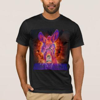 Plowmule原子メンズT Tシャツ