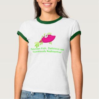Plutonian魚 Tシャツ