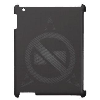 PMAカーボン iPadケース