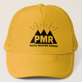 PMRのトラック運転手の帽子 キャップ