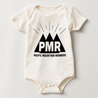 PMRのベビーのギア ベビーボディスーツ