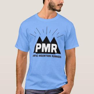 PMRのロゴのティー Tシャツ