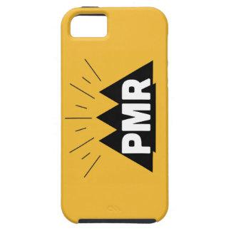 PMRのロゴのiPhone 5/5Sの堅い場合 iPhone SE/5/5s ケース
