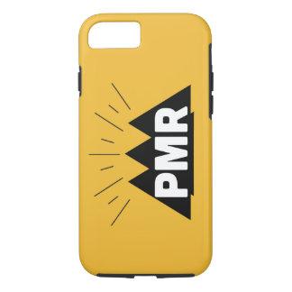 PMRのロゴのiPhone 7の堅い場合 iPhone 8/7ケース