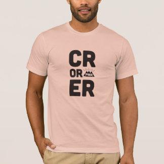 PMR CRまたはERのティー Tシャツ