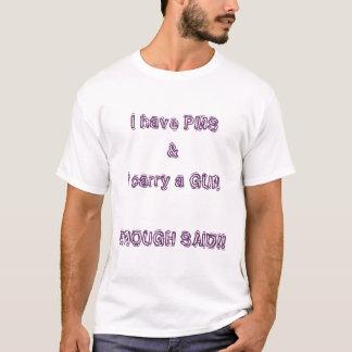 PMS銃 Tシャツ