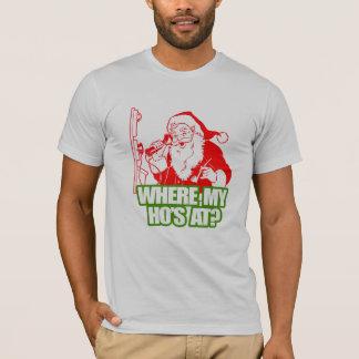 - .PNGの私のHOS一方、 Tシャツ