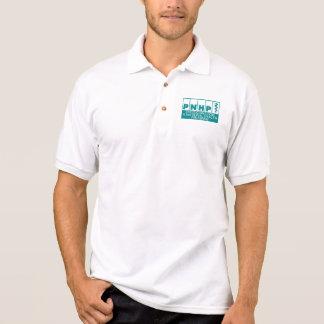 PNHPのロゴのポロ ポロシャツ