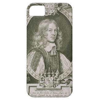 「PoからのベングトGabrielsson Oxenstierna (1623-1702年) iPhone SE/5/5s ケース