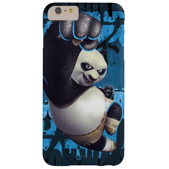 Poのドラゴンの戦士 Barely There iPhone 6 Plus ケース