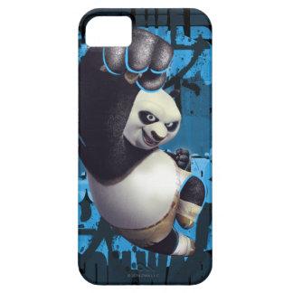 Poのドラゴンの戦士 iPhone SE/5/5s ケース