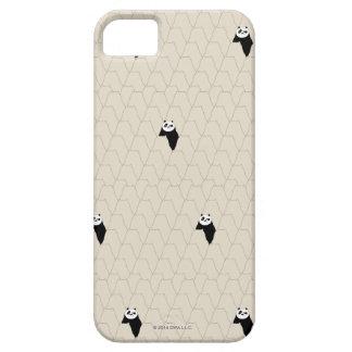 Poのポーンのシルエットパターン iPhone SE/5/5s ケース