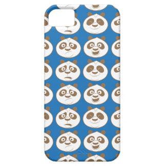 Poのポーンの青パターン iPhone SE/5/5s ケース