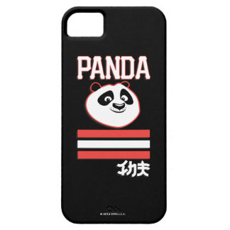 Poのポーン-パンダの破裂音 iPhone SE/5/5s ケース