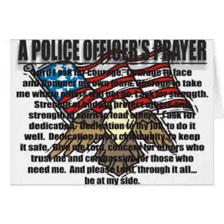 POの祈りの言葉 カード