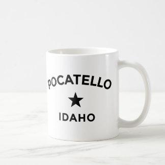 Pocatelloアイダホのマグ コーヒーマグカップ