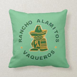 Pocoのヴァケロスの枕、母校の背部 クッション