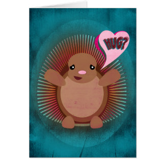 Pocupineの抱擁 カード