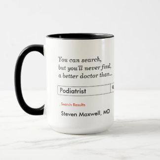 Podiatristのためのカスタムなギフト マグカップ