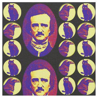 Poeおよび友達 ファブリック