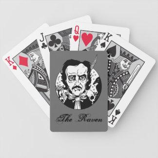 Poeのトランプ バイスクルトランプ