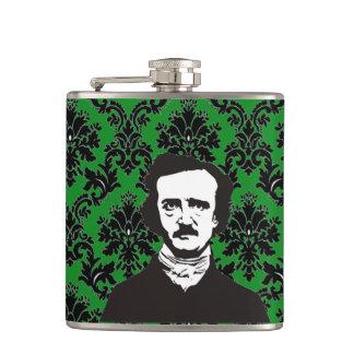 Poeのフラスコ-アブサンの緑 フラスク