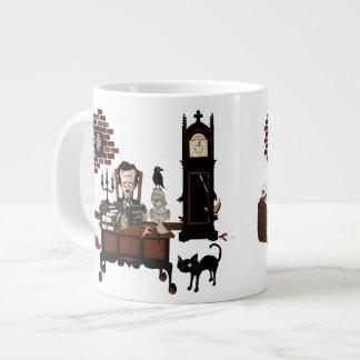 「Poeの狂気 ジャンボコーヒーマグカップ