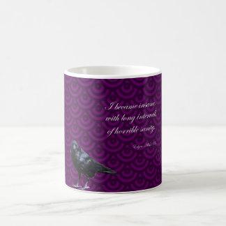 Poe -異常な引用文のマグ コーヒーマグカップ