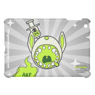 Poe ARF! 破烈のiPad Miniケース-銀 iPad Miniカバー