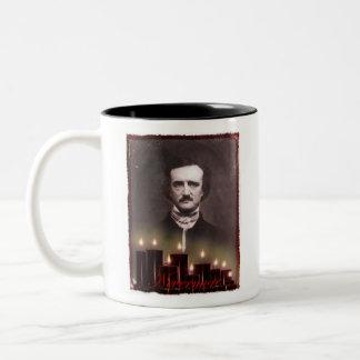 Poe 「Nevermore」コーヒー・マグ ツートーンマグカップ