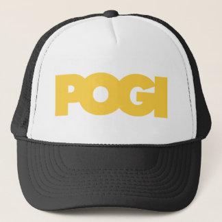Pogi -黄色 キャップ