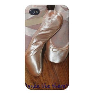 Pointeの靴のiphone 4ケース iPhone 4/4Sケース