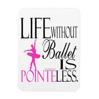 Pointelessのバレエの磁石 マグネット