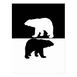 Polarbear ポストカード