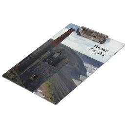 Poldarkの国の写真コーンウォールイギリス クリップボード