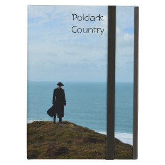 Poldarkの国の写真コーンウォールイギリス iPad Airケース