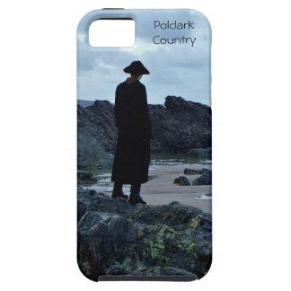 Poldarkの国の写真コーンウォールイギリス iPhone SE/5/5s ケース