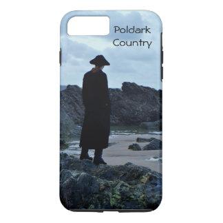 Poldarkの国コーンウォールイギリス iPhone 8 Plus/7 Plusケース
