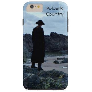 Poldarkの国コーンウォールイギリス Tough iPhone 6 Plus ケース